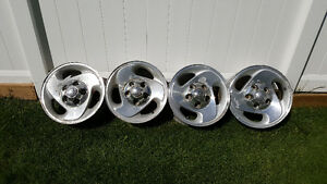 "16"" Dodge Ram Alloy Wheels with Centre Caps Strathcona County Edmonton Area image 1"