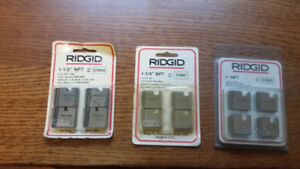 RIDGID CHASERS FOR 12-R ALLOY PIPE DIES-