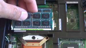 2GB DDR3 1066MHz RAM for laptop