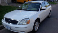2005 Ford Five Hundred AWD Leather - Certified