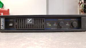 Yorkville AP4040 DJ Power Amp