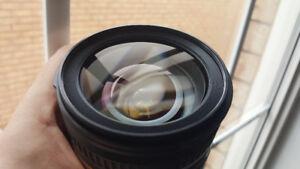 Tamron AF 17-50 mm VC Lens + Tiffen Polarizer - Canon Mount
