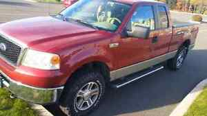 2007 Ford F150 5.4 L.. Low kms ..Must See