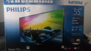 Philips 55 in.LED  HD 1080p