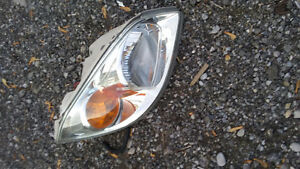 2005-2010 pontiac g5 headlight assembly