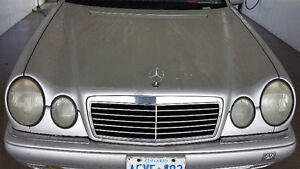 1997- MERCEDES BENZ E-320 SEDAN FOR SALE: $4,000.00 Kingston Kingston Area image 8