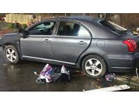 Toyota Avensis d4d 2006 for export