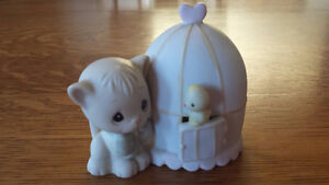 """Precious Moments """"Can't Be Without You"""" Enesco 524492 Boxed 1991"""