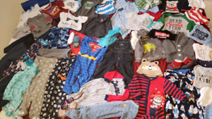 Baby boy 3 to 6 months clothes, more than 50 pieces