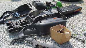 2000 Arctic Cat ZR 600 parts