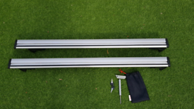 Roof bars, Atera SIGNO for cars with roof rails