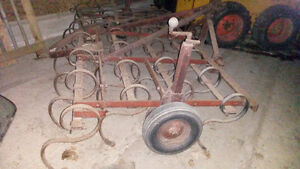 8 ft cultivator
