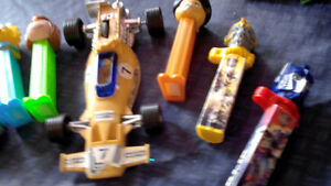 collectable toys & Pez 7 Klik