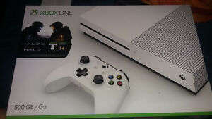 all white xbox one