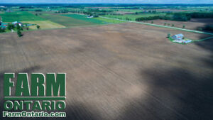 Beautiful Perth County Land w Large Barn, Coverall & Quonset
