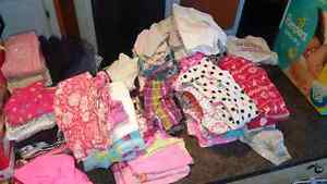 Girls 6 to 12 month lot