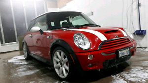 Mini cooper s FOR Van