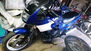 1993 Kawasaki ex  500