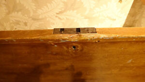 Antique Pine Blanket Box West Island Greater Montréal image 5