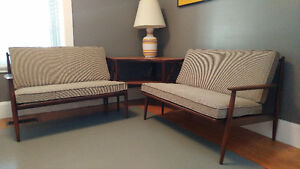 Teak and Mid Century Sofa's, Chair's And More At Teakfinder!