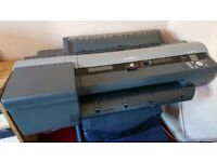 Cannon imagePROGRAF IPF6400 Large format fine art printer with stand