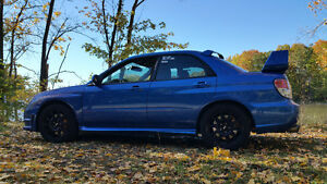 2006 Subaru Impreza WRX STi Stage 4 PRICE REDUCED!!