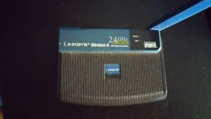 Linksys Wireless G 2.4 ghz Network adapter