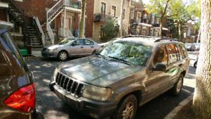 Jeep Cherokee lauredo 2003