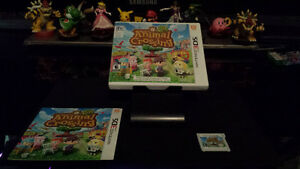 3DS Animal Crossing New Leaf (Vente/Échange) Autre jeux&console.