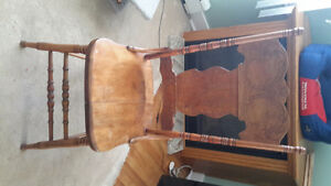 Antique Bass River Chair