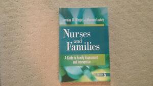 Nursing textbooks!