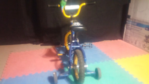 Toddler Bicycle with Training Wheels