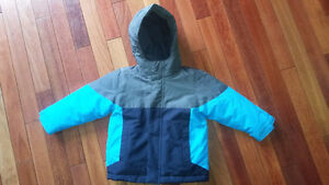 3T 3 in 1 winter coat