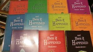 and then it Happened (books 1-11) by M & L Wade