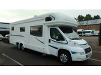Auto Trail Chieftain 6 berth, rear fixed bed,central dinette, Motorhome for sale