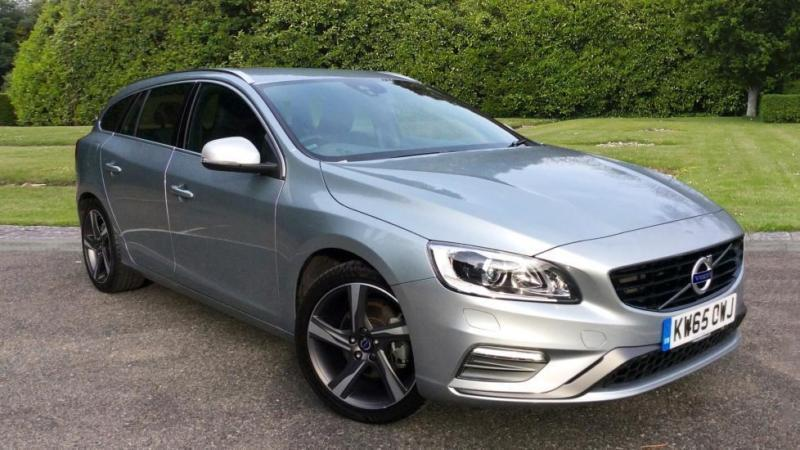 2015 volvo v60 d3 150 r design lux nav 5dr automatic diesel estate in croydon london gumtree. Black Bedroom Furniture Sets. Home Design Ideas