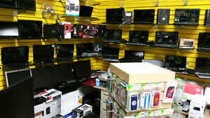 many laptops from $149 with wranty,hp,dell,acer,asus,sony etc