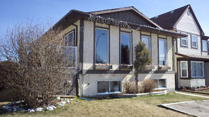 House on Hill for Rent in Hinton - May 1