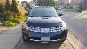 2007 Nissan Murano SL, AWD, No Rust, E-Tested, Mint condition