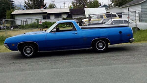 1970 ranchero for sale