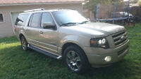 2007 Ford Expedition MAX LIMITED $ 12999 OBO