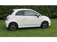 2013 Fiat 500 1.2 S 3dr HATCHBACK Petrol Manual