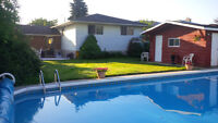 "OPEN HOUSE SUNDAY - """"SPACIOUS"""" BUNGALOW WITH 2O' X 40' POOL"