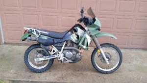 2003 KLR 650