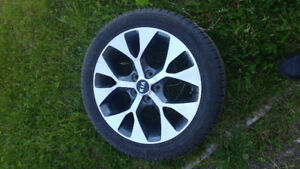 set of 4 -18 inch rims