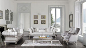 Full Sofa Set + dining Set-Brand NEW-Long Weekend Special SALE