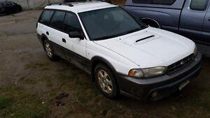 1998 Subaru Outback Hatchback