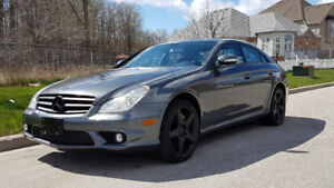 2006 Mercedes-Benz CLS-Class AMG-Black Sedan