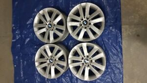 BMW OEM 7x17 wheels