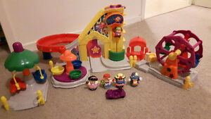 Fisher-Price Little People Amusement Park London Ontario image 1